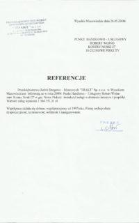 Przedsiębiorstwo Robót Drogowo-Mostowych TRAKT