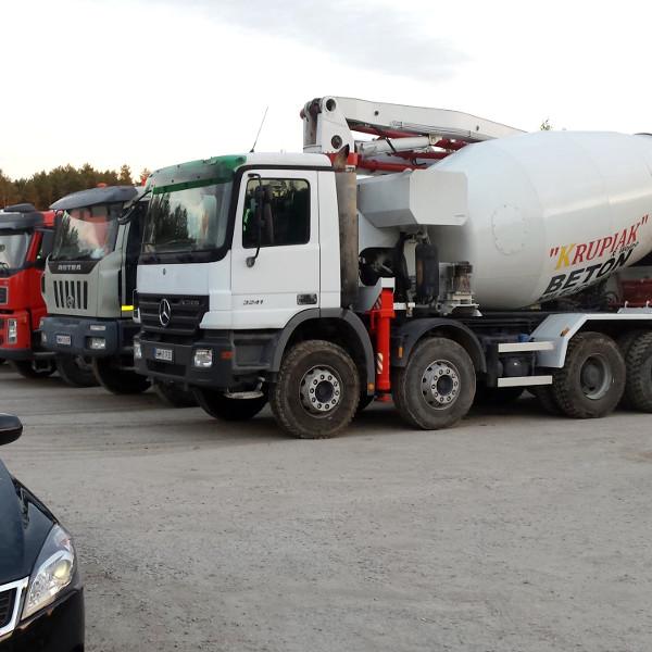transport międzynarodowy Włochy