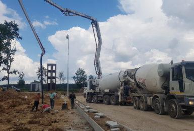 wytwórnia betonu Milejczyce